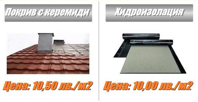 ремонт на покриви от янис билд