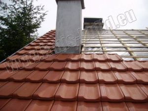 Ремонт на покрив с керемиди - В.з. Ярема
