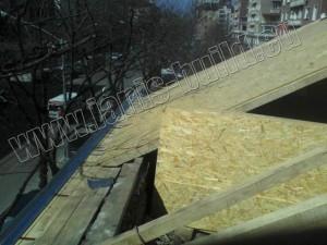 Изграждане на нов покрив - гр. София