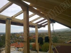 Изграждане на дървена конструкция - 8