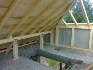 Изграждане на дървена конструкция - 9