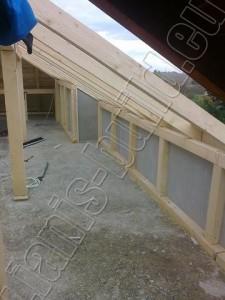 Изграждане на дървена конструкция - 10